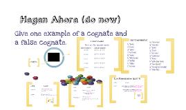 Copy of El alfabeto espanol