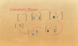 Calendario Olimpo.