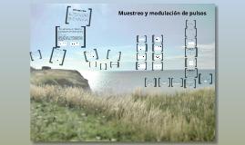 Muestreo y modulacion de pulsos
