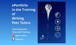 Copy of ePortfolio in der Schreibberater-Ausbildung