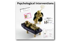 PSYA4 - Psychological intervention for addiction