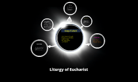 Liturgy of Eucharist