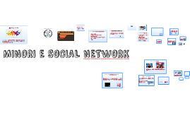 MINORI E SOCIAL NETWORK