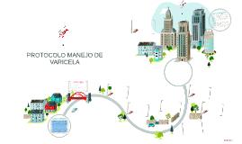 PROTOCOLO MANEJO DE VARICELA