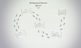 Developmental Domains