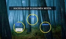 SOCIEDAD DE ECONMIA MIXTA