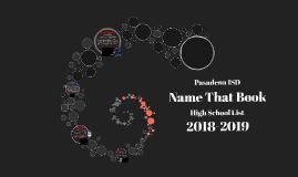 NTB HS 2018-2019