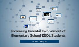 Increasing Parental Involvement of