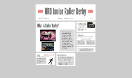 HRD Junior Roller Derby