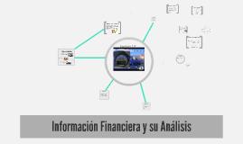 CAPITULO 1/Información Financiera y su Analísis