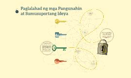 Copy of Pangunahin at  Sumusuportang Ideya