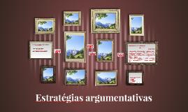 Copy of Estratégias argumentativas