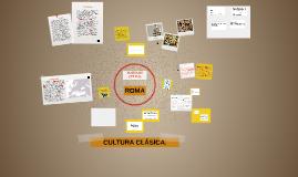 CULTURA CLÁSICA.