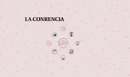 LA CONRENCIA