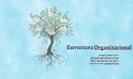 Copy of Estructura Organizacional