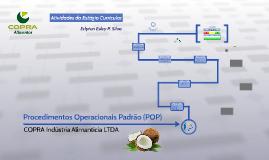 Procedimentos Operacionais Padrão (POP)