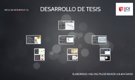 DESARROLLO DE TESIS