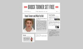 BROCK TURNER SET FREE