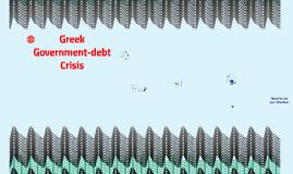 Copy of Greek Government-debt Crisis