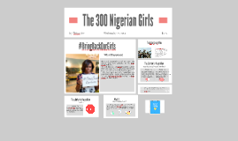 The 300 Nigerian Girls