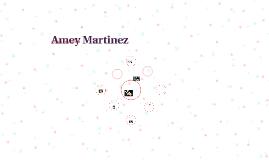 Amey Martinez