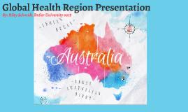 Global Health Region Presentation