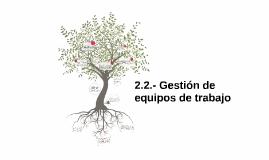 Copy of 2.2.- Gestion de equipos de trabajo