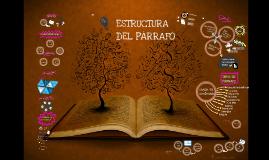 Copy of Estructura del párrafo