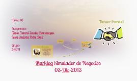 Marklog Simulador de Negocios