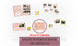 SALON INTERNACIONAL DE ARTISTAS