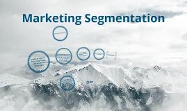 Copy of Marketing Segmentation1