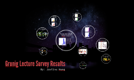 Grunig Lecture Surveys