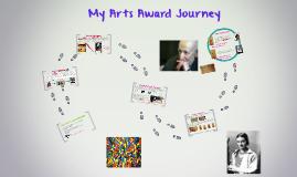 My Arts Award journey