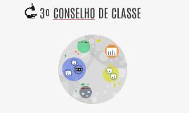 3º CONSELHO DE CLASSE