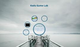 Kodu game