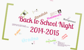 Copy of Back to School 2010-2011