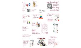 methodology 3 final lesson