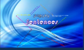 Frech Sentences