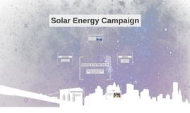 Solar Energy Campaign