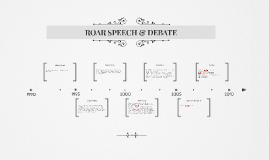 ROAR SPEECH & DEBATE