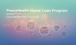 PeaceHealth Home Loan Program