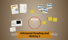 Advanced Reading and Writing 3