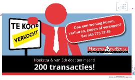 Copy of Copy of De makelaar die verkoopt!