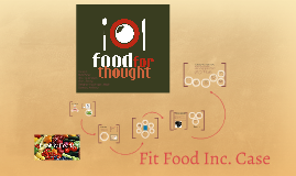 fit food inc View mariana valente's profile on linkedin, the world's largest professional community mariana has 3 jobs jobs listed on their profile see the complete profile on linkedin and discover mariana's connections and jobs at similar companies.