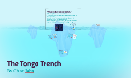The Tonga Trench