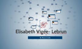 Copy of Elisabeth Vigee- Lebrun