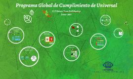 Programa Global de Cumplimiento de Universal