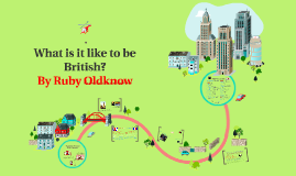 What is it like to be British?