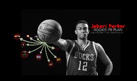 Jabari Parker Rookie PR Plan