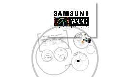 Samsung WCG 2009